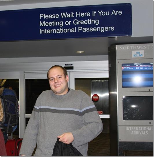 Tony airport