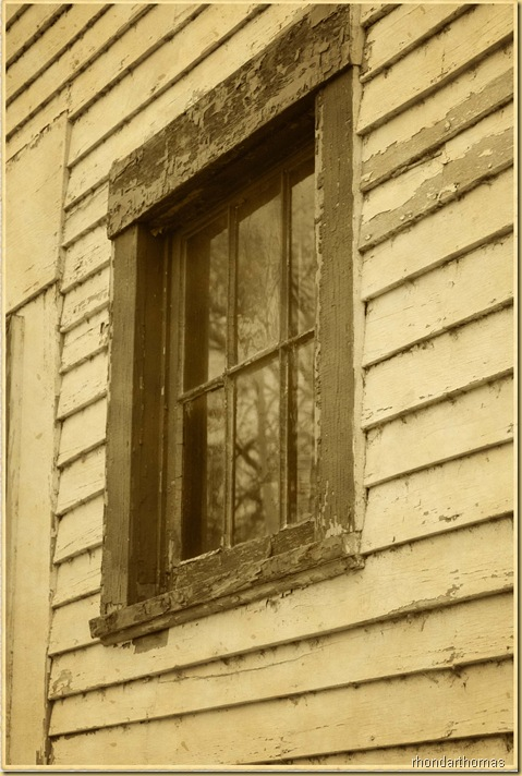 aging window copy
