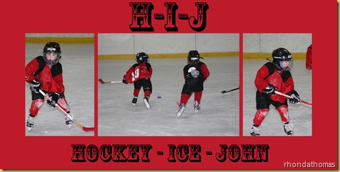 Hockey John Ice