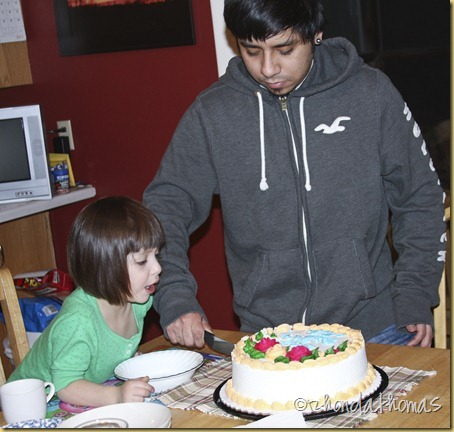 Ava and Mike cake